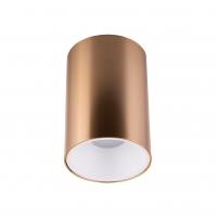 Точковий світлодіодний світильник накладний Prima Luce PL-03090 GD+WH