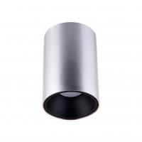 Точковий світлодіодний світильник накладний Prima Luce PL-03090 SL+BK