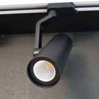 Трековий світильник Prima Luce 18W Side Tube