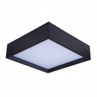 Світлодіодний світильник накладний Prima Luce PR-014 BK 20W