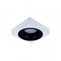 Точковий світлодіодний світильник вбудований Prima Luce PL-3553-WH +WH/BK