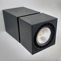 Точковий світлодіодний світильник накладний Prima Luce 107530 12W