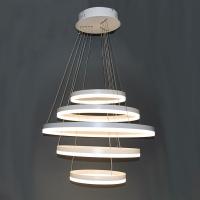 LED люстра з пультом 140W 4500К WL-015369