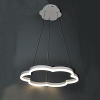 LED люстра з пультом 30W 4500К WL-015373