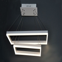 LED люстра з пультом 50W 4500К WL-015379