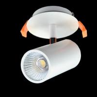 Точковий врізний світильник LED 5W 4000К WL-015354