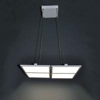 LED люстра з пультом 64W 4000К WL-015383