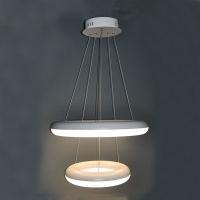 LED люстра з пультом 80W 4500К WL-015377