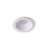 Точковий світлодіодний світильник вбудований Prima Luce PL-602-WH (+BK)