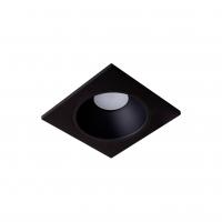 Точковий світлодіодний світильник вбудований Prima Luce PL-604-BK (+WH)