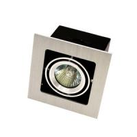 Точковий світильник вбудований під лампу GU 5.3 Prima Luce 101