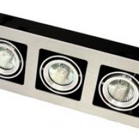 Точковий світильник вбудований під лампу GU 5.3 Prima Luce 103