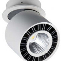 Точковий світлодіодний світильник вбудований Prima Luce 529 12W