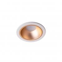 Точковий світлодіодний світильник вбудований Prima Luce PL-602-WH +SL/GD/CH