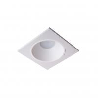 Точковий світлодіодний світильник вбудований Prima Luce PL-604-WH (+BK)