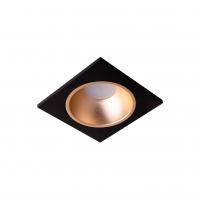 Точковий світлодіодний світильник вбудований Prima Luce PL-604-BK +SL/GD/CH